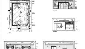 Interior elevations