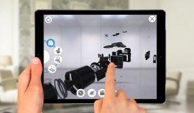 Interactive 3D Presentation